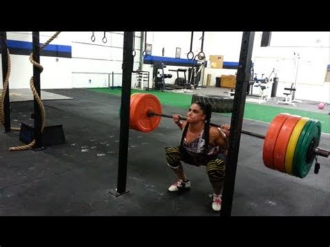 russian bench press routine kara bohigian smith 5x5 up to 150kg 330lbx5 back squat