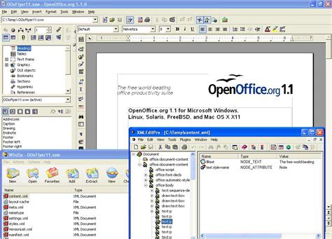 Open Office by Openoffice Org File Extensions