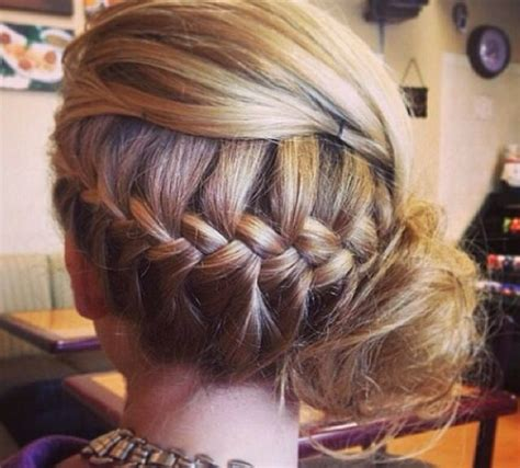 pageant hair with braid for teens 15 best images about dance recital pageant hair for girls