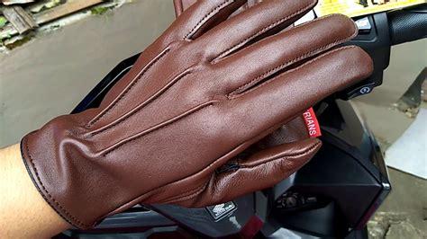 Sarung Tangan Kulit Terbaru sarung tangan kulit cokelat gloves brown frians leather terbaru
