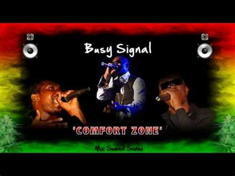 comfort zone lyrics busy signal comfort zone lyrics