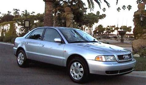 Audi A4 1 8 1996 1996 audi a4 1 8 turbo sport car technical
