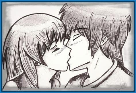 imagenes para dibujar a lapiz de anime amor dibujos de anime a lapiz de amor dibujos de amor a lapiz