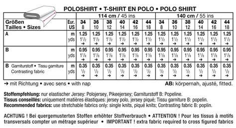 sewing pattern polo shirt burda 7941 burda 7941 polo shirt sewing pattern