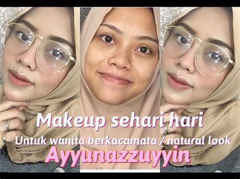 Pensil Alis Catrice makeup sehari hari orang berkacamata ayyunazzuyyin