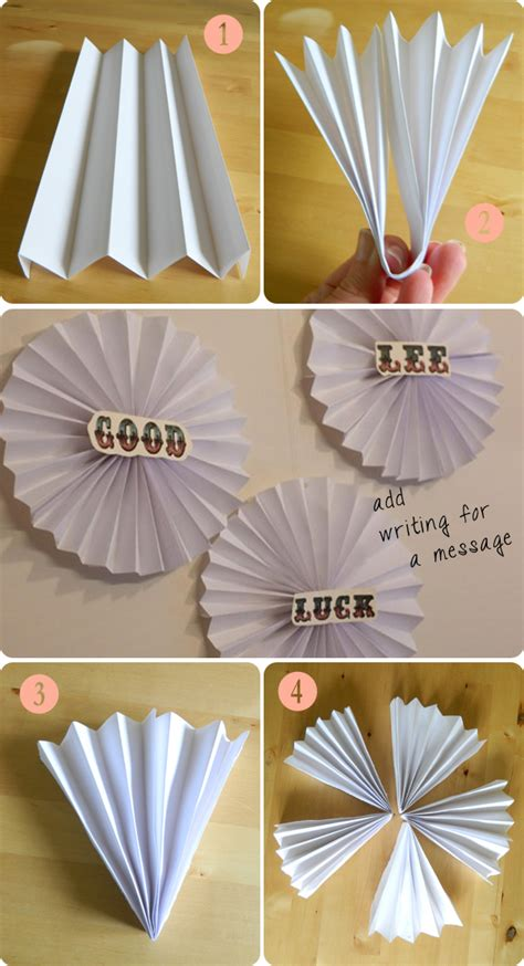 How To Make Paper Wall Decorations - paper wall hanging decoration the sewing sessions