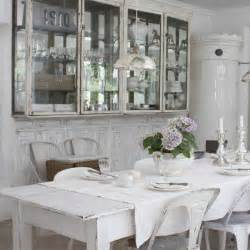 shabby chic dining table decorations beautiful modern home