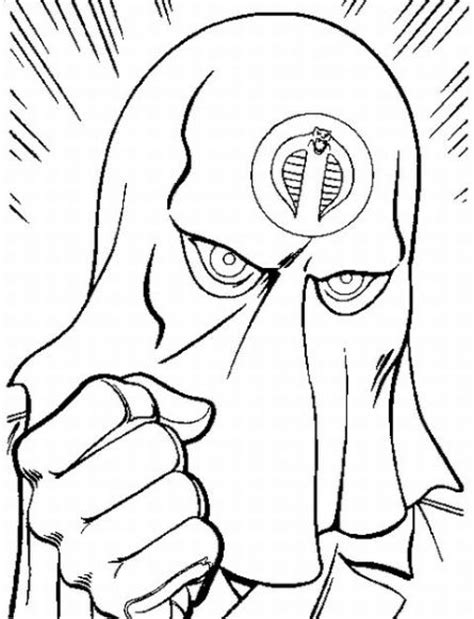 gi joe coloring pages learn to coloring