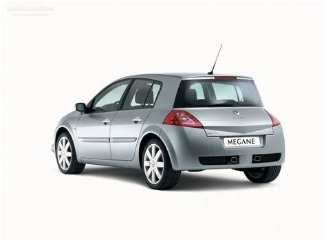 Door Rs by Renault Megane Rs 5 Doors Specs 2004 2005 2006