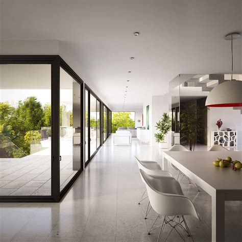 arquitectura de interior render y arquitectura 3d renders 3d de una vivienda