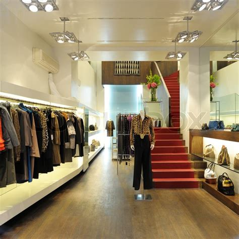 stylecom shop luxury fashion online interior of a boutique store with fashionable luxury women