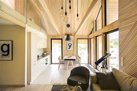 small modular scandinavian style home decoholic