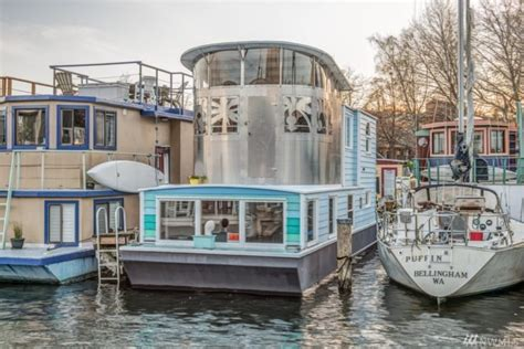 houseboats for sale seattle area unusual homes in the pacific northwest seattle dream