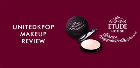 etude house face designing brightener make up review etude house face design brightener unitedkpop