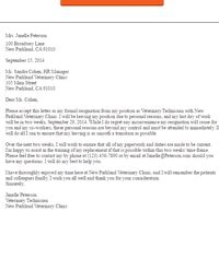 Resignation Letter Due To Personal Reasons Pdf Resignation Letter Sle For Personal Reasons New