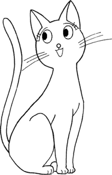 Desenho Do Gato Xadrez Para Colorir->desenho do gato
