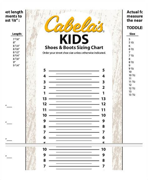 printable shoe size chart pdf printable shoe size chart 9 free pdf documents download