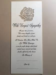 purchase sympathy cards go with courage