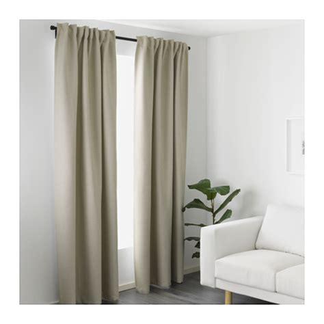 does ikea sell curtains vilborg curtains 1 pair beige 145x300 cm ikea