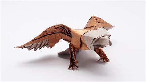 Origami Jo Nakashima - origami american eagle jo nakashima