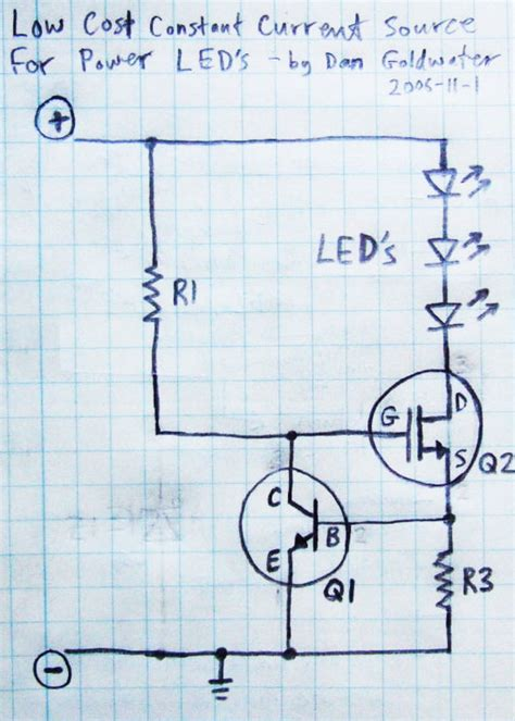 current limiting diode led driver current limiting diode led driver 28 images led with current limiting resistor circuit