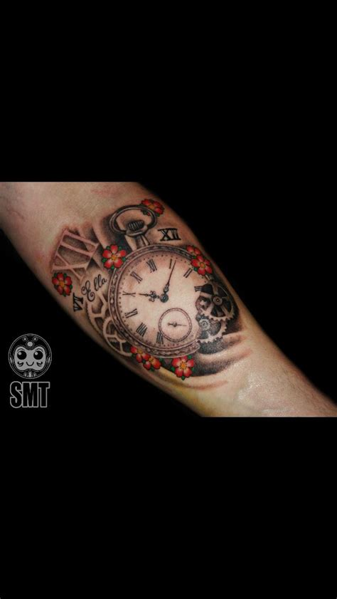 53 best images about tattoos 53 best images about clock tattoos on time