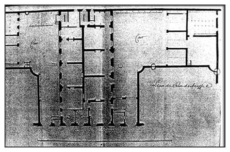 Appartement Rez De Chaussée Risques by Plan Du Rez De Chauss 195 169 E 1726
