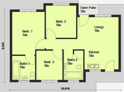 Free House Plans Designs Sa