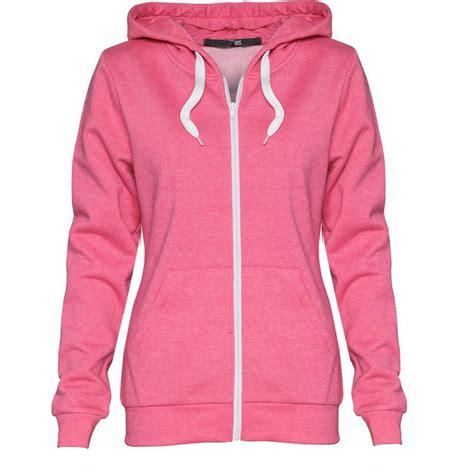 Jacket Sweater Hoodies 6 womens plain hoody zip up top hoodies sweatshirt