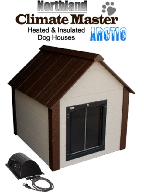dog house canada extra large climate master arctic insulated dog house