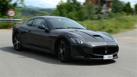 new maserati granturismo 2014 maserati granturismo information and photos