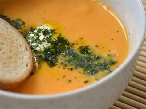 cuisine carotte les meilleures recettes de courge musqu 233 e et soupe