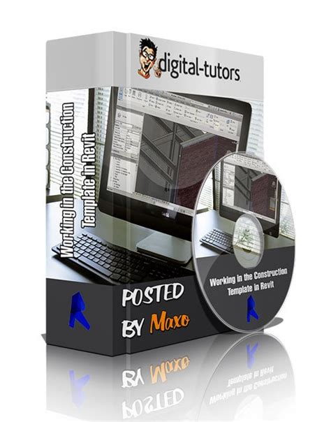 Digital Tutors Working In The Construction Template In Revit 187 3ds Portal Cg Resources For Revit Construction Template