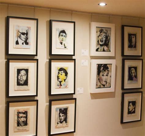 hanging artwork 51 best walls images on interior office