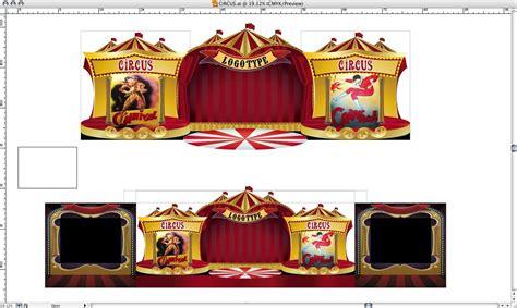 themes for set design circus theme set design by bryan t at coroflot com