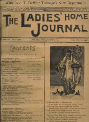 the home journal develops louisa knapp curtis