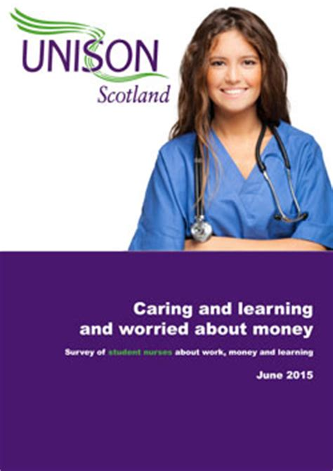 Nursing Surveys For Money - unison scotland nursing