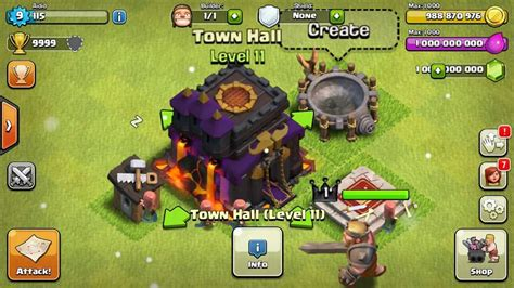 coc mod game download mod clash of clans private server unlimited 2016