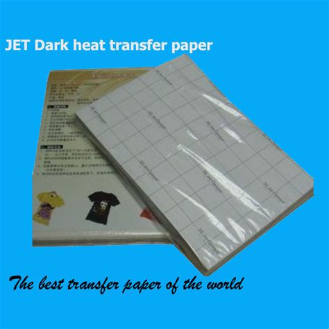 How To Make Heat Transfer Paper - jet heat transfer paper sublimation paper