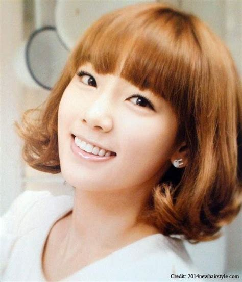 perm hairstyles korean 2014 1000 images about female short perm on pinterest korean
