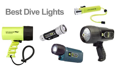 best primary dive light best dive lights best flashlight reviews
