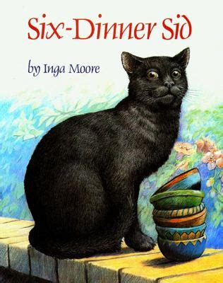 six dinner sid six dinner sid by inga moore reviews description more isbn 9780671731991