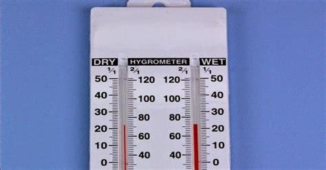 Termometer Dan Hygrometer Analog perusahaan penyedia alat industri indonesia hygrometer