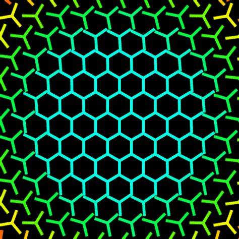 crazy pattern gif hypnotizing geometric gifs that you may want to stare at