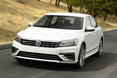 volkswagen passat r line 2016 2016 volkswagen passat r line features