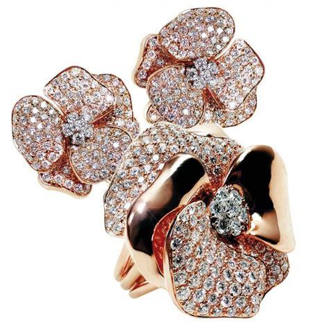 gioielli con fiori gioielli lipplus con veri petali di fiori oro o desta