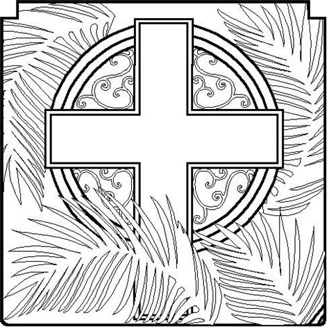 lent coloring pages printable holy week coloring pages and printables