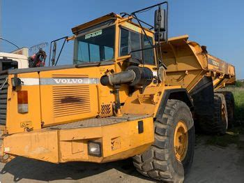volvo  articulated dumper  france  sale  truck id