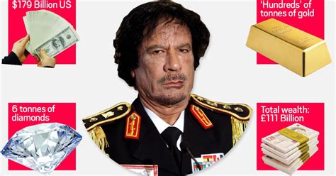 richest in south africa who made some serious secret south treasure hoard made colonel gaddafi the richest on earth metro news