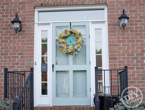 Wythe Blue Front Door Painting Your Front Door The Easy Way The Diy
